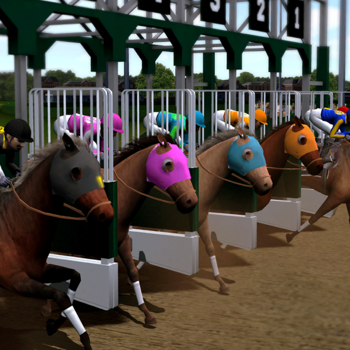 A Madden Designer Makes A Big Bet On The Kentucky Derby With His