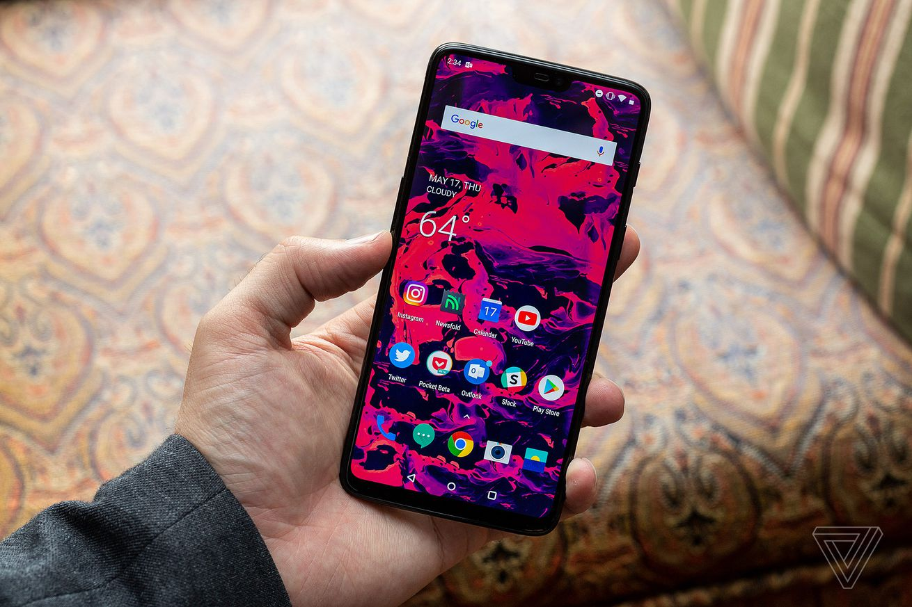 the oneplus 6t will have an in display fingerprint sensor