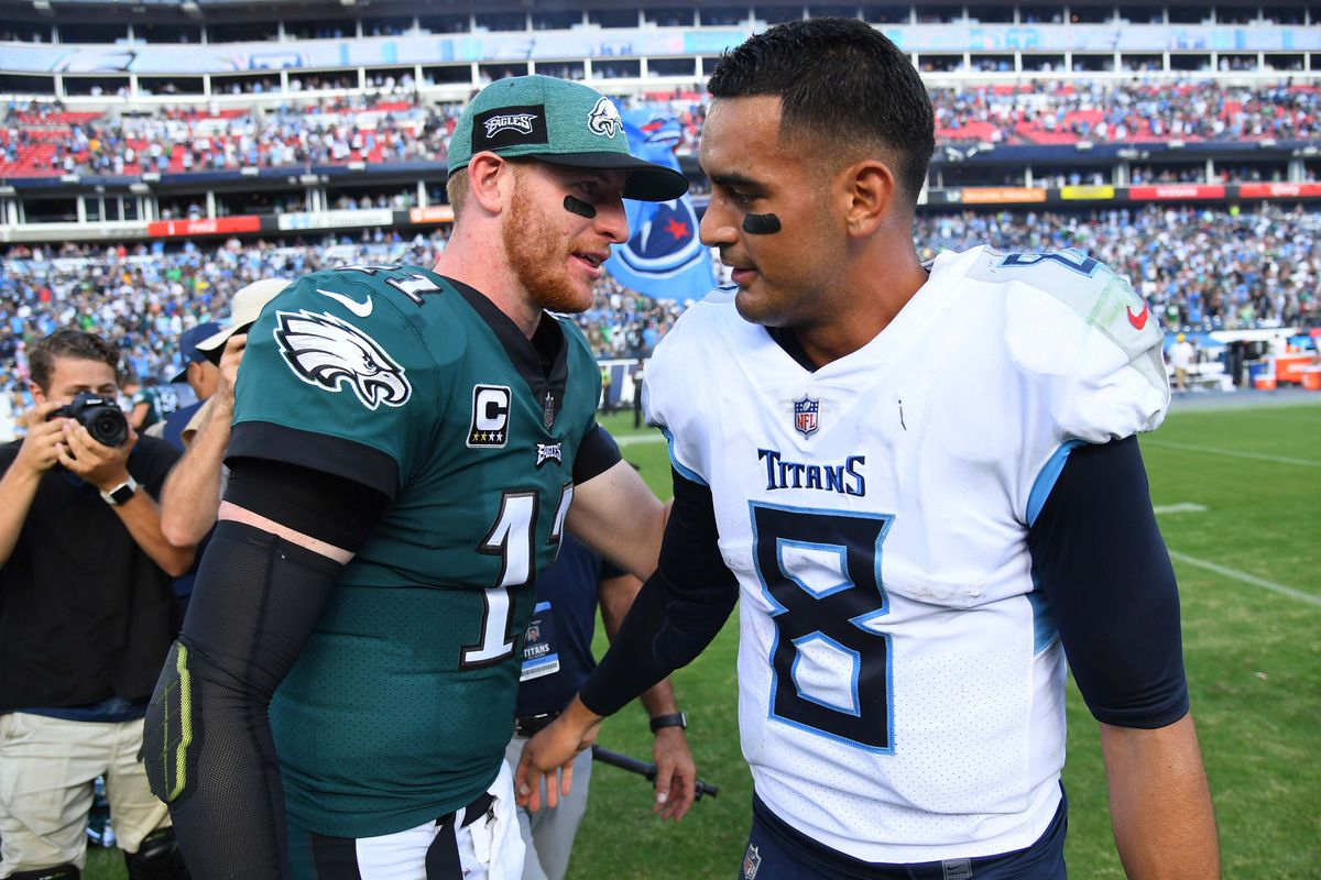620915ce Eagles vs. Titans preseason 2019: Game time, TV schedule, live ...
