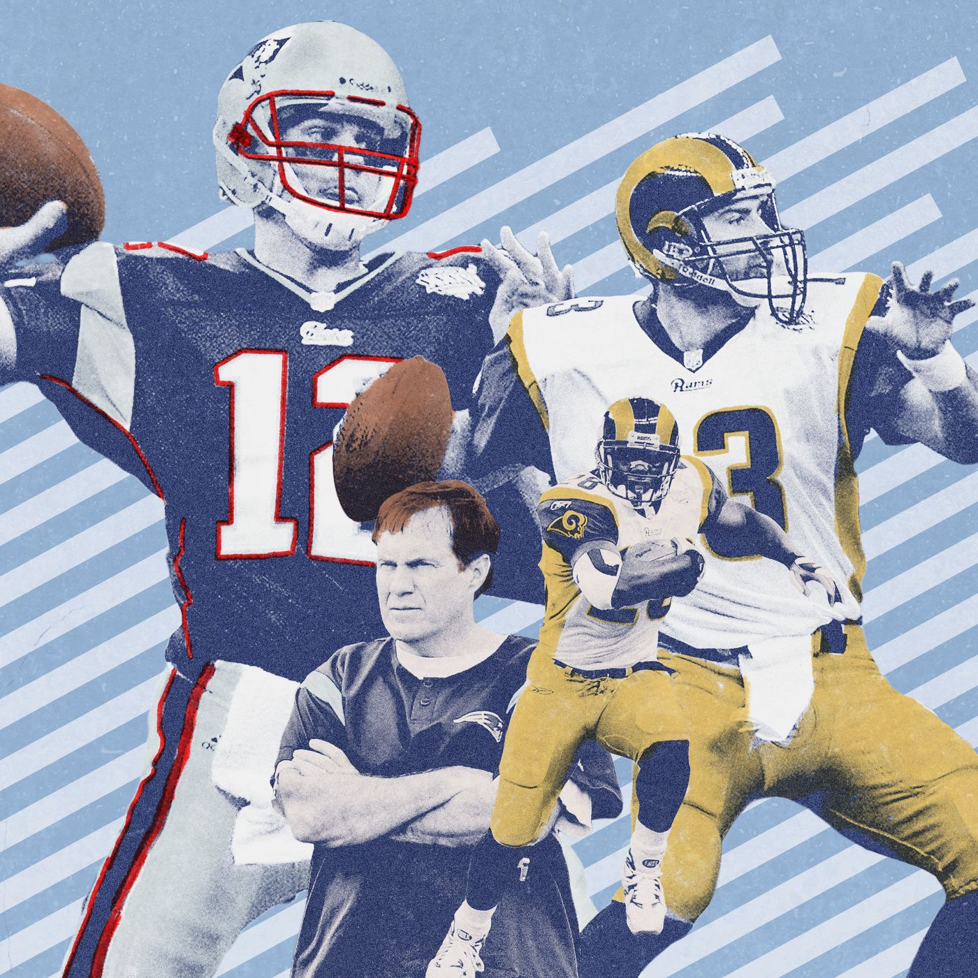 Ten Observations From the Last Rams-Patriots Super Bowl - The Ringer 4564c903fdb