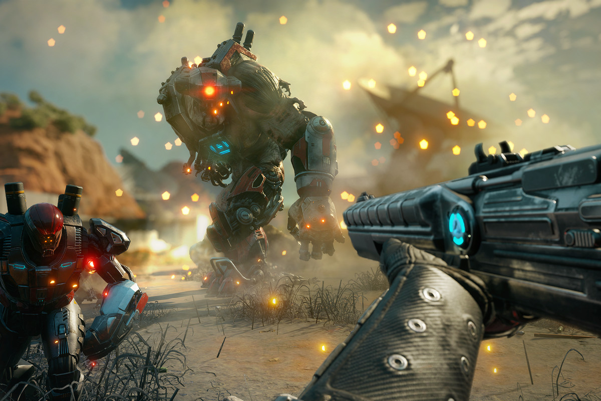 Rage 2 Will Get Cheat Codes As Pre Order Incentives Polygon