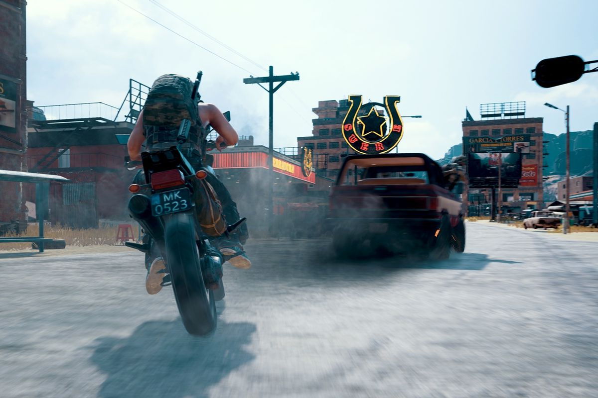 PUBG's first post v1.0 update fixes lots of issues