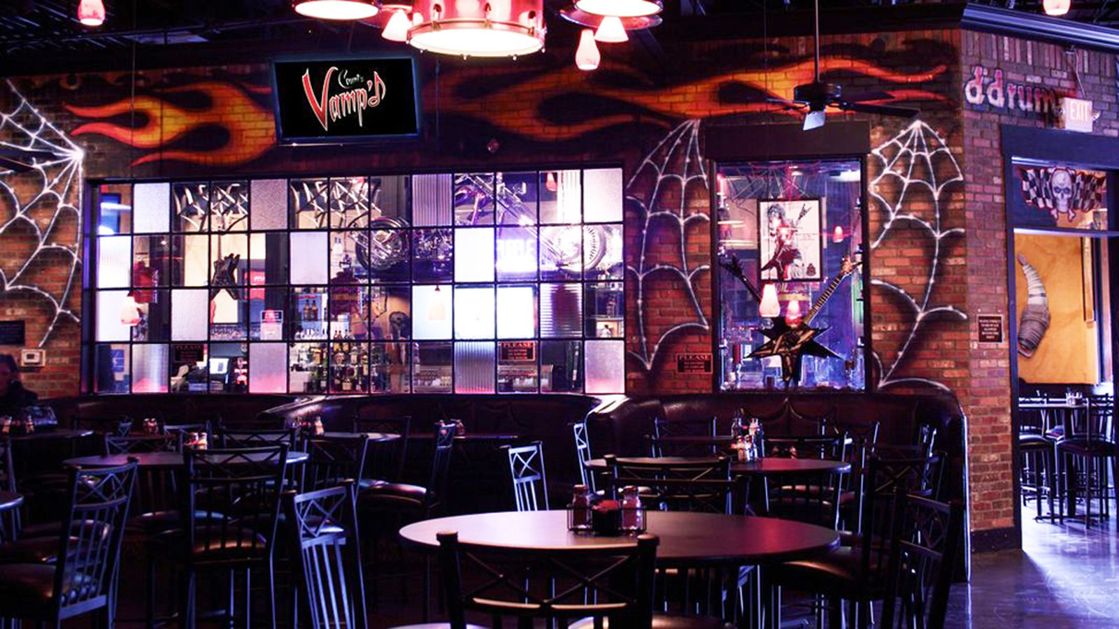 Atlanta Classic Cars >> 'The Count' to Keep Count's Vamp'd Rock Bar & Grill Rockin ...