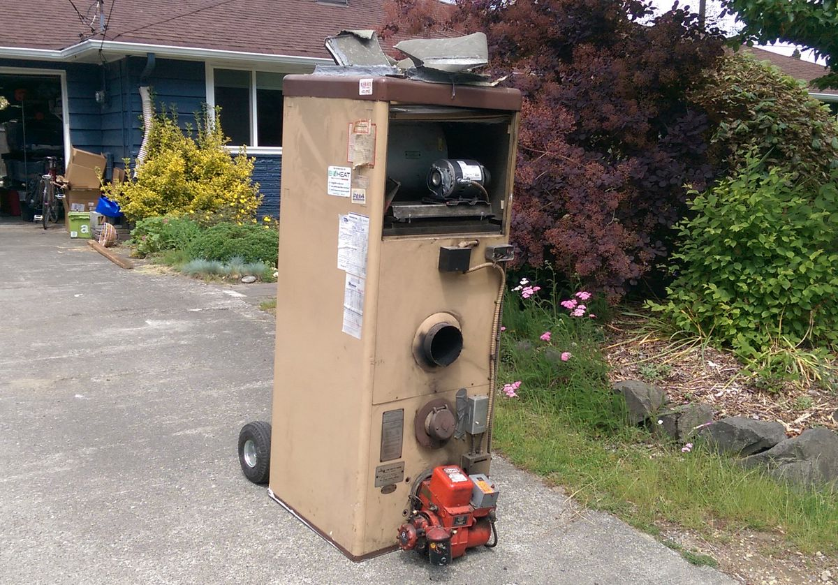 Switching From Oil To Natural Gas Furnace