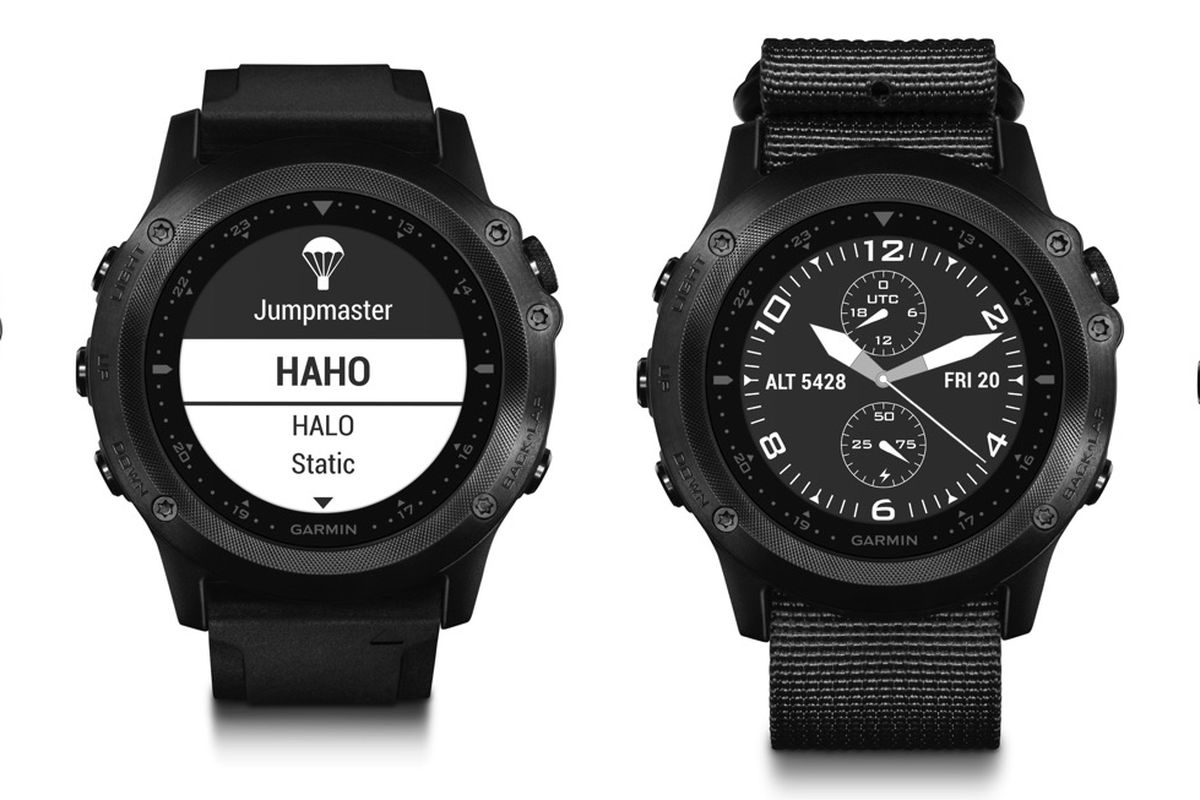 Garmin's new Tactix Bravo was made for your everyday SEAL Team Six
