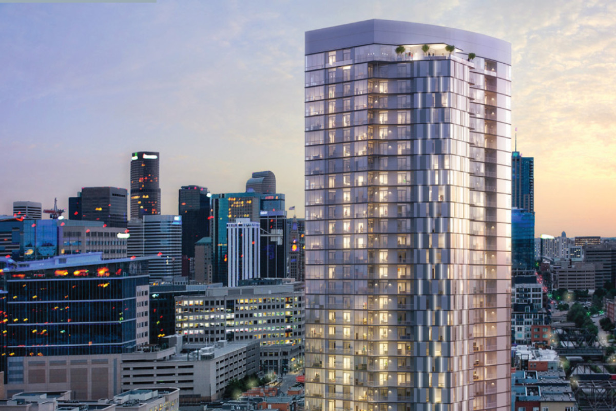Elements of Denver's The Confluence could be seen in PMRG's Buckhead development.