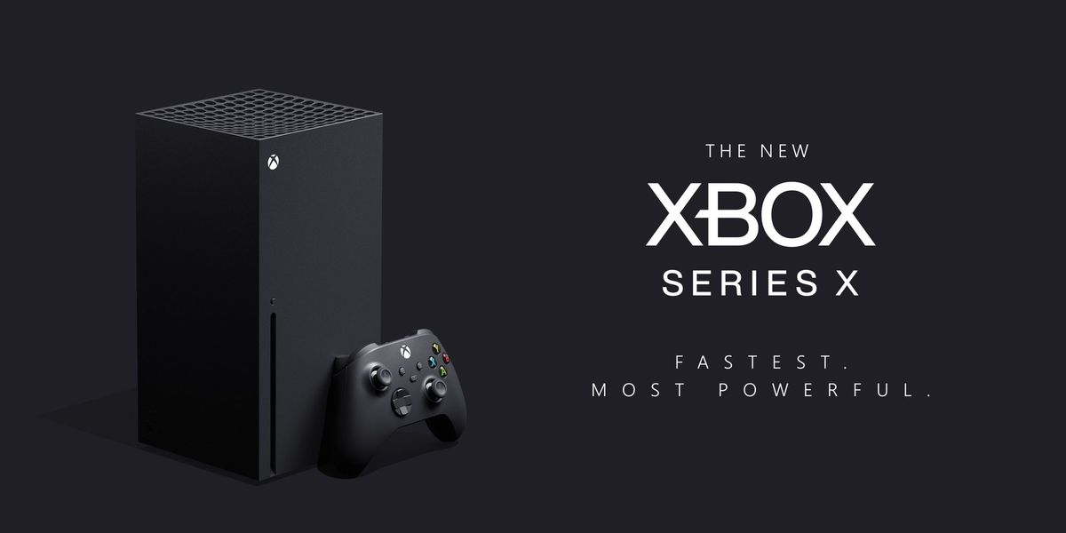 Xbox Series X Microsoft S Next Xbox Console For 2020 The Verge