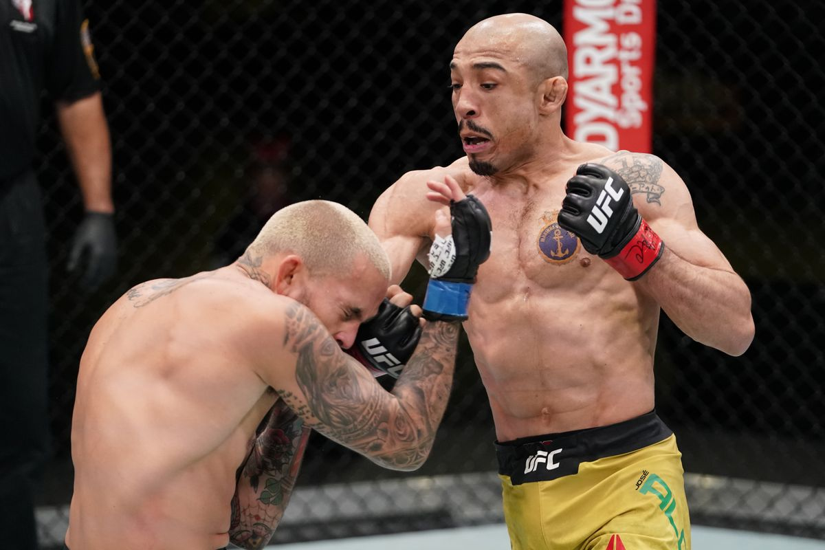 Ufc Vegas 17 Results: Jose Aldo Calls Out T.j. Dillashaw After Winning Unanimous Decision Over Marlon 'Chito' Vera - Mma Fighting