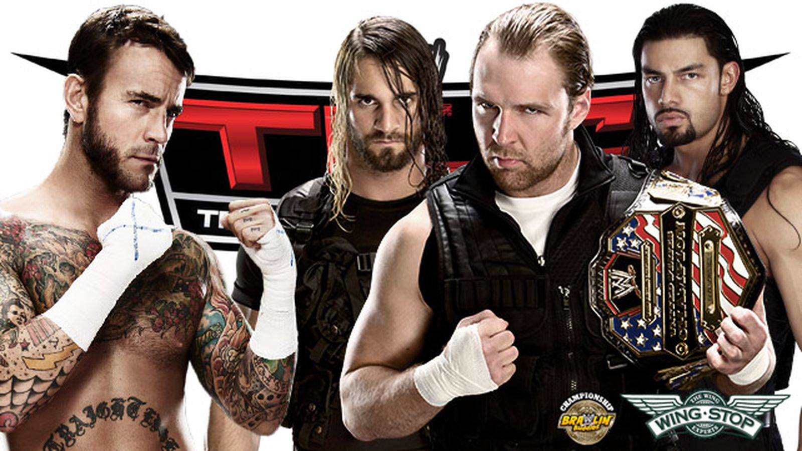 Wwe tables ladders and chairs 2013 poster - The Shield Handicap Match Added To Tlc