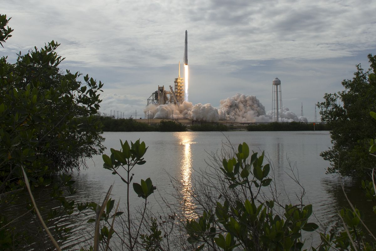 On Sunday, SpaceX is launching its third rocket in 10 days