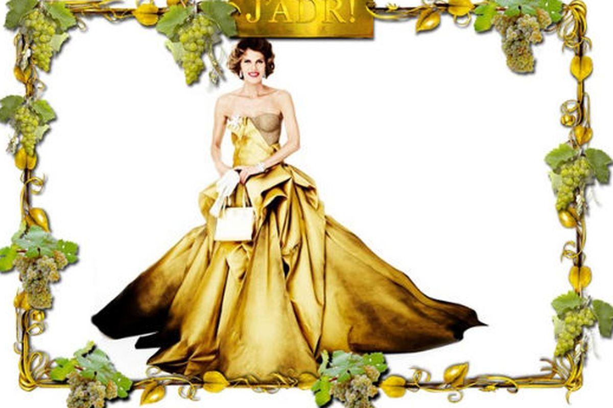 """Image via <a href=""""http://www.annadellorusso.com/2011/09/adr-in-grazia-uk-biggest-ever-issue.html"""">Anna Dello Russo</a>"""