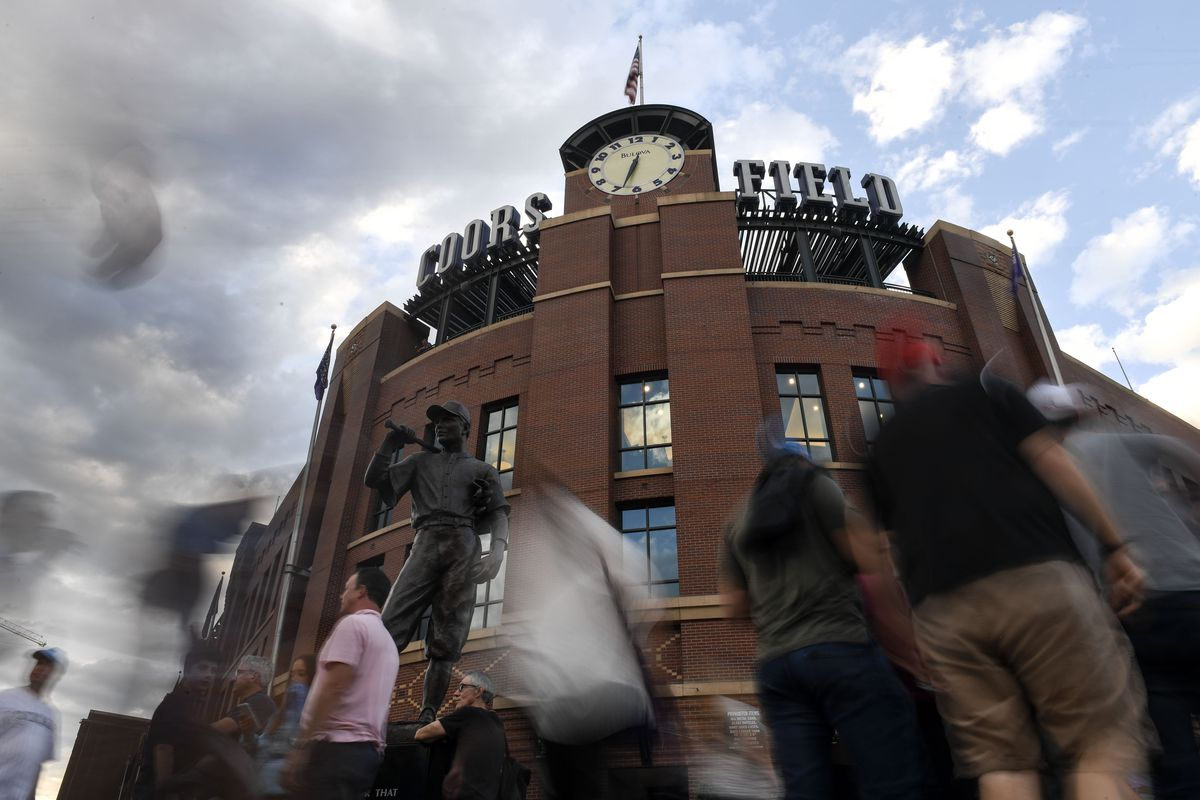 COLORADO ROCKIES FANS STILL SHOWING UP DURING DISAPPOINTING SEASON