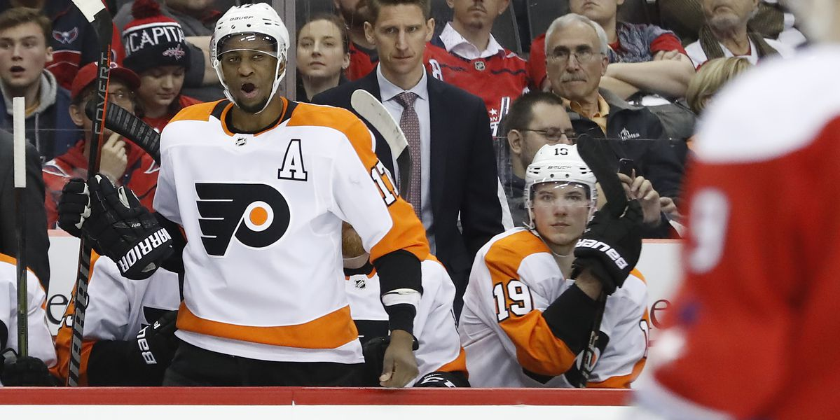 What We Learned From The Philadelphia Flyers Eight Straight Broad