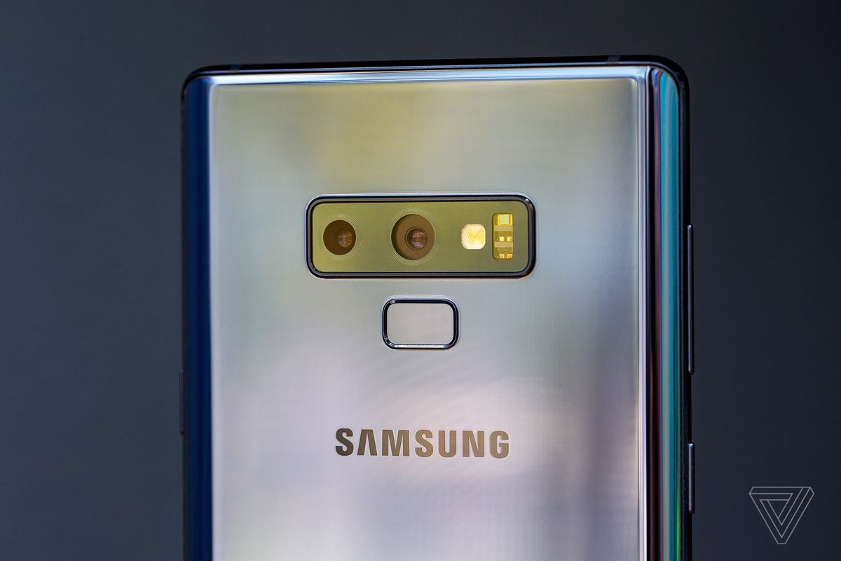 Samsung Galaxy Note 9 Review More Of Everything The Verge Think Do I Still Wire It This Way Or Is Some Other Please Help Like Virtually Every Flagship Android Phone Year Including Samsungs Own S9 And Plus Uses Qualcomms Snapdragon 845