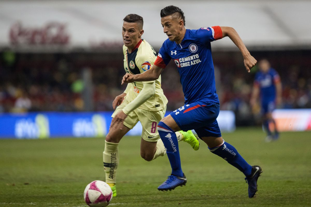 Cruz Azul v America - Torneo Apertura 2018 Liga MX