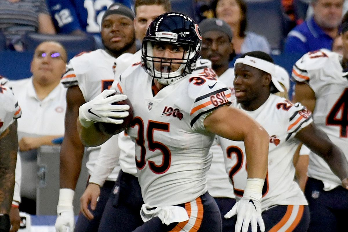 super popular 366ed 1dda7 From FGs to RBs, here are 5 things to watch in Bears ...