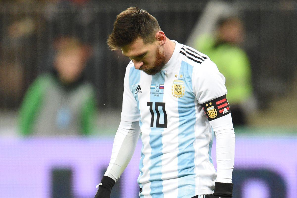Russia vs Argentina - International Friendly