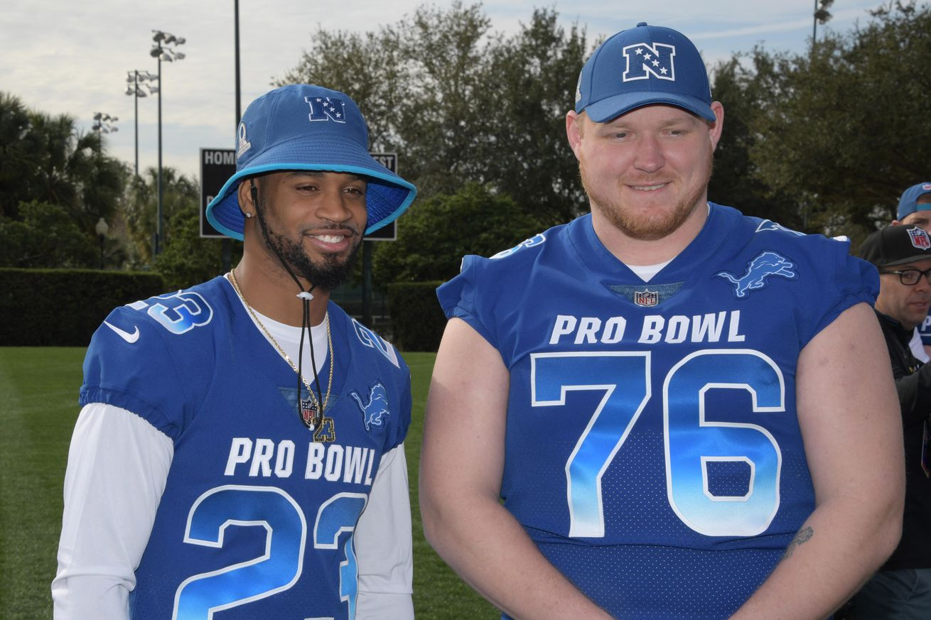 Open thread: Which Detroit Lion will be the next first-time Pro Bowler?