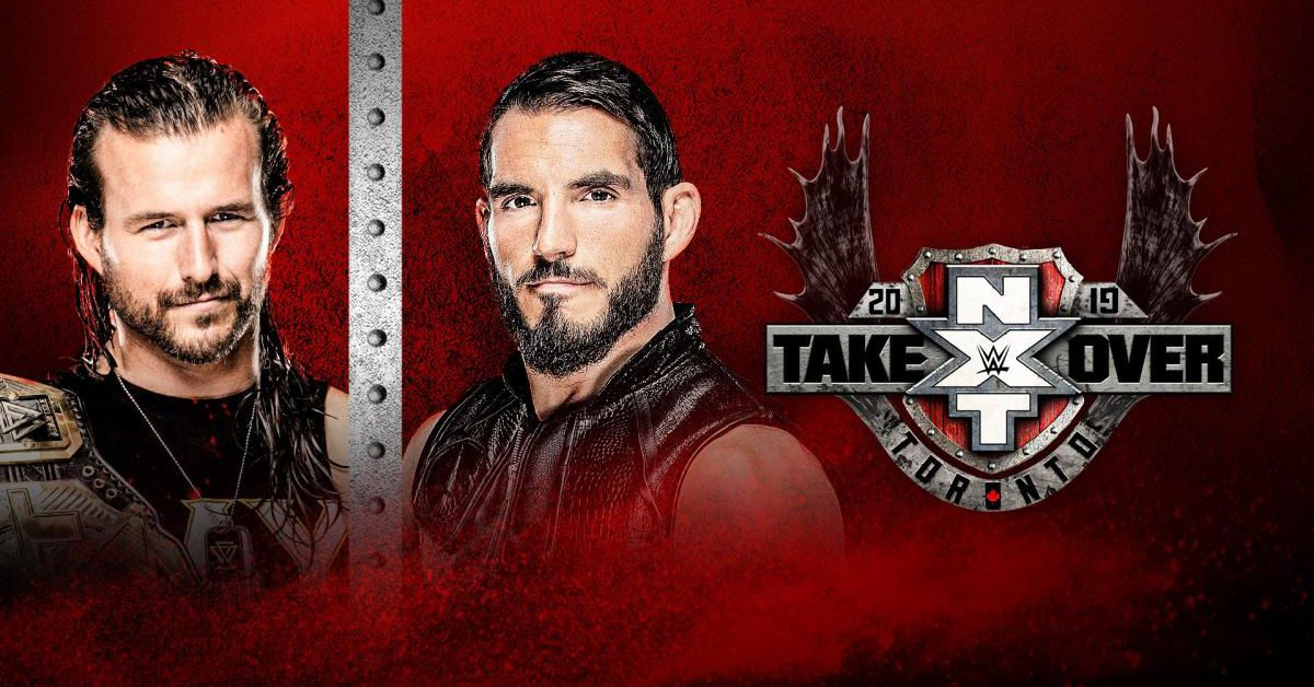WWE NXT TakeOver: Toronto results, live streaming match coverage