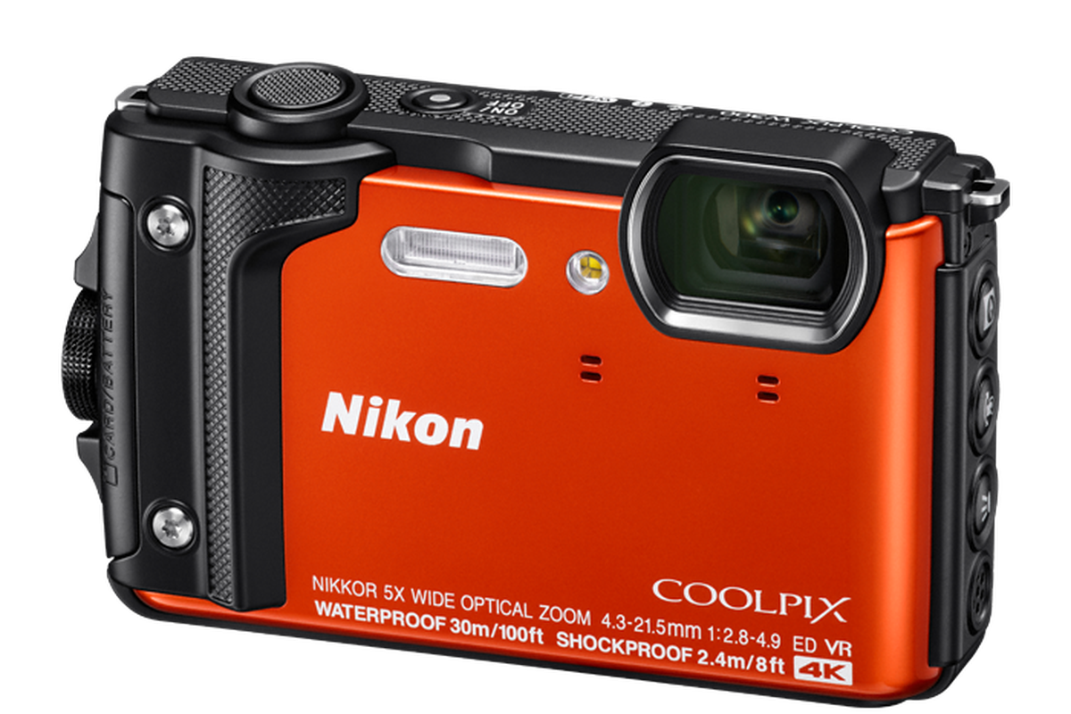 If Youre Willing To Spend 389 On A Camera Like This We Need Flash Circuit Digital Cameras Nikon Coolpix W300
