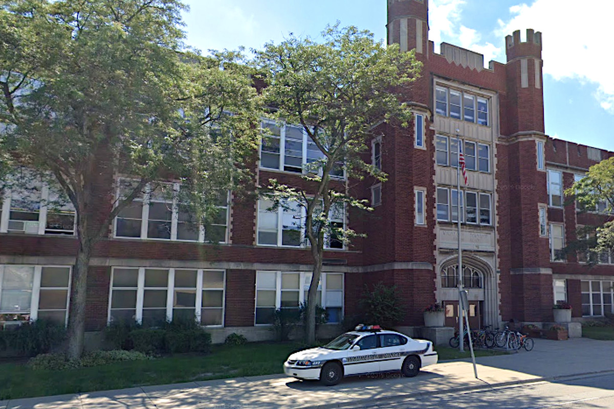 Two students were stabbed Nov. 14, 2019, inside Waukegan High School's Washington Campus.
