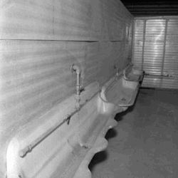 <strong>1984- Ladies restroom at Doak Campbell stadium before renovation</strong>