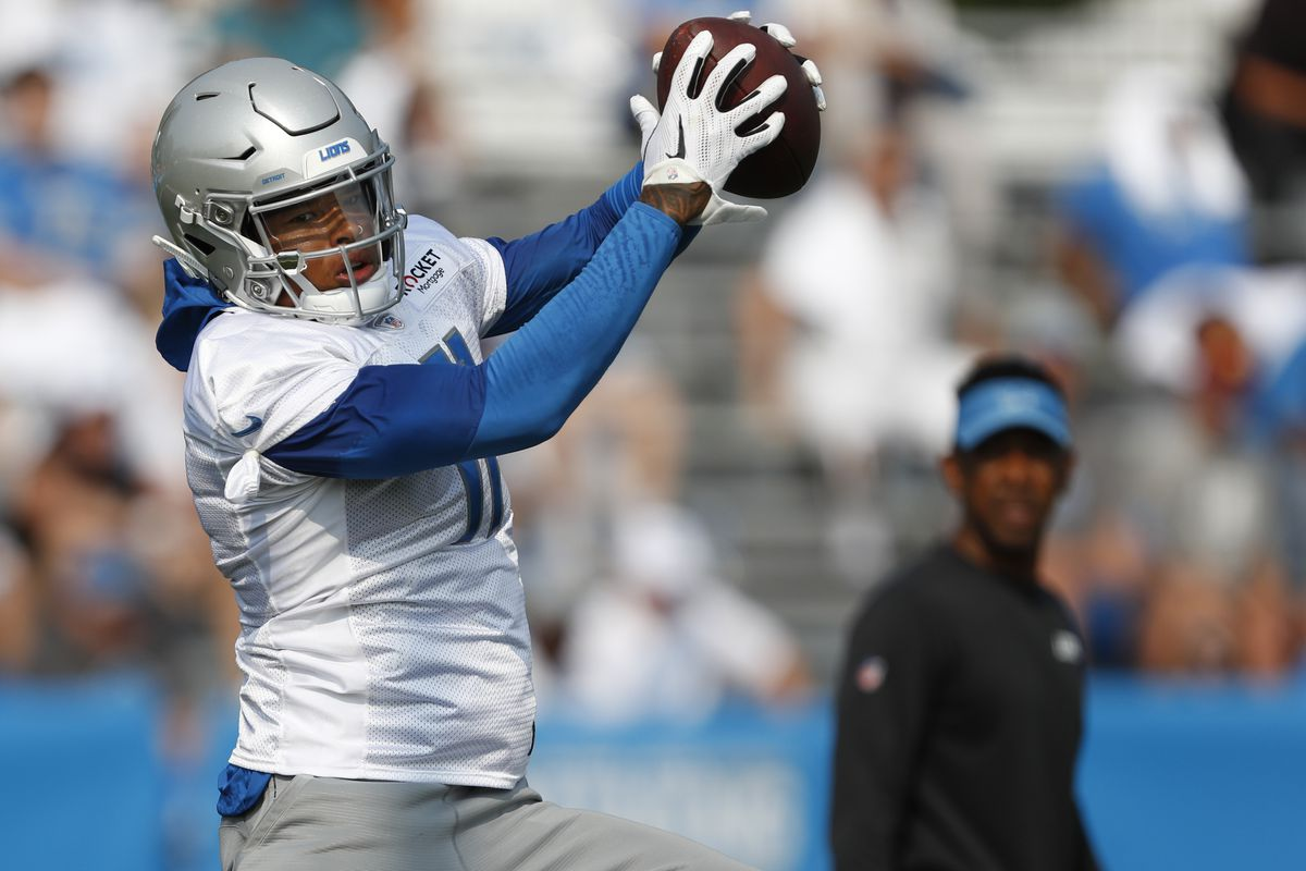 7ad6a127 4 standouts from Lions-Patriots joint practice: Day 1 - Pride Of Detroit