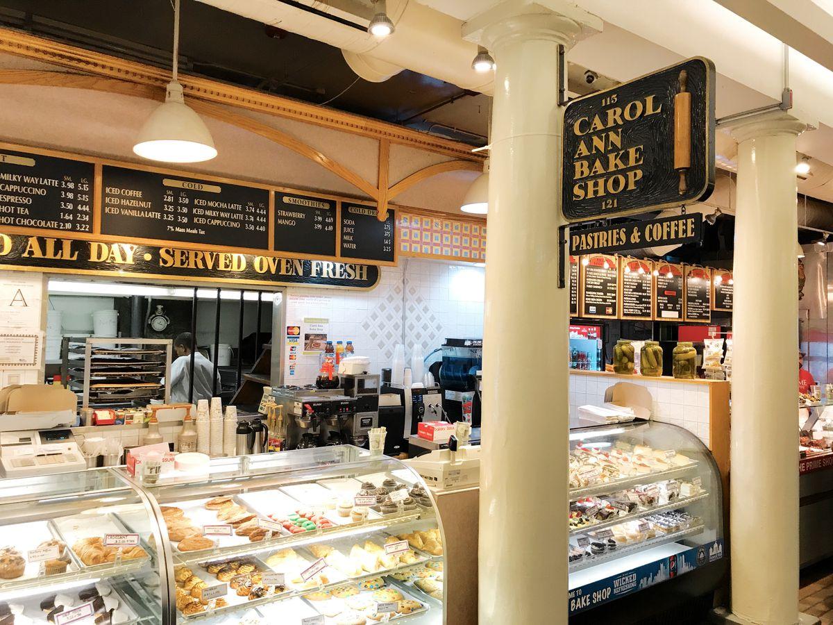 Carol Ann Bake Quincy Market