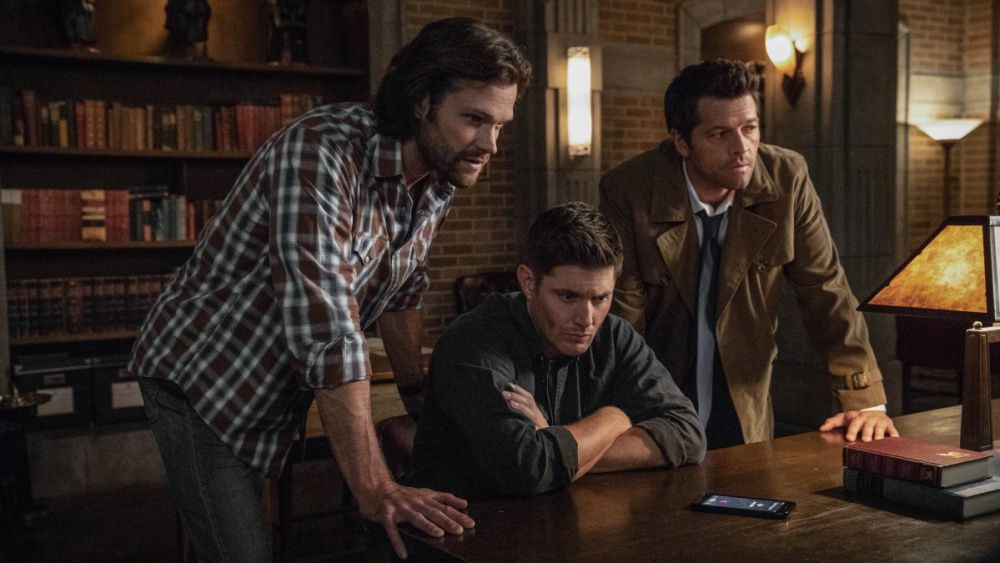 Supernatural Will End With Its 15th Season The Verge