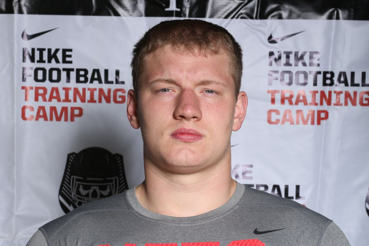 Kaleb McGary is pushing for a spot with the ones on the OL