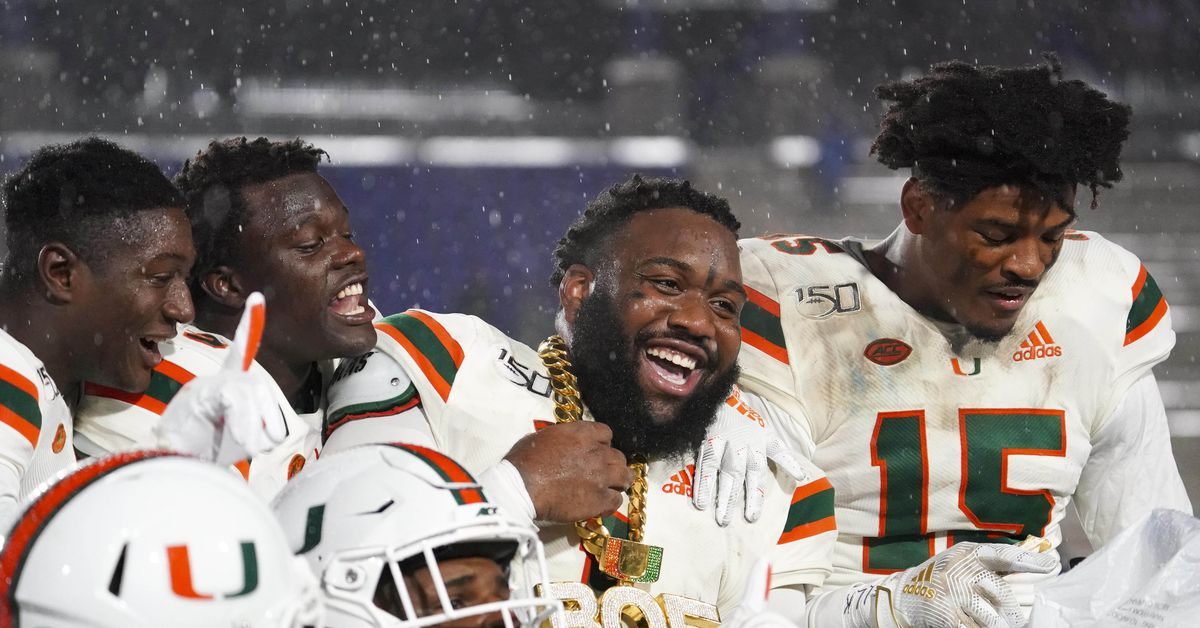 what is the miami hurricanes' ceiling? - state of the u