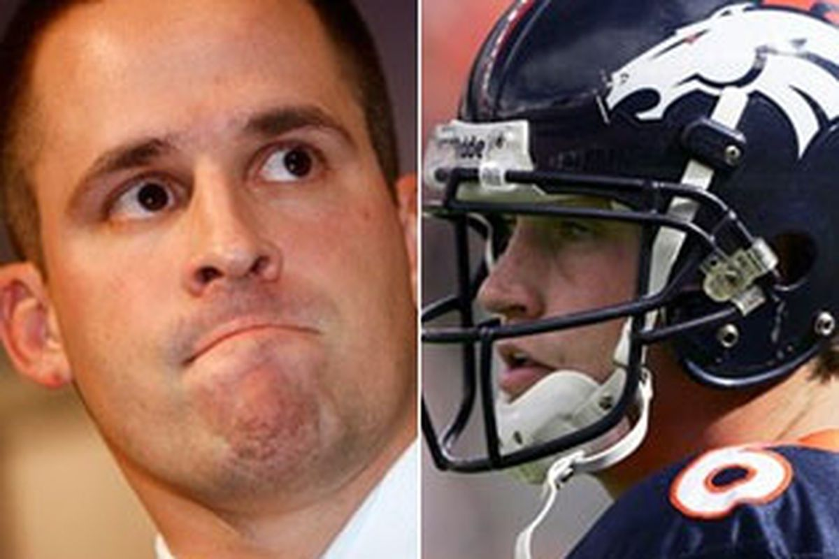 It appears McDaniels and Cutler will never get to work together after all