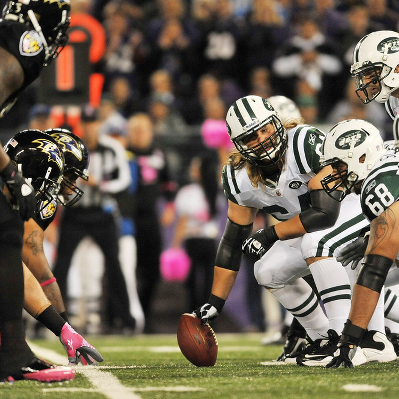 A History Jets Vs Ravens Gang Green Nation The following is a list of all regular season and postseason games played between the new york jets and baltimore ravens. a history jets vs ravens gang green