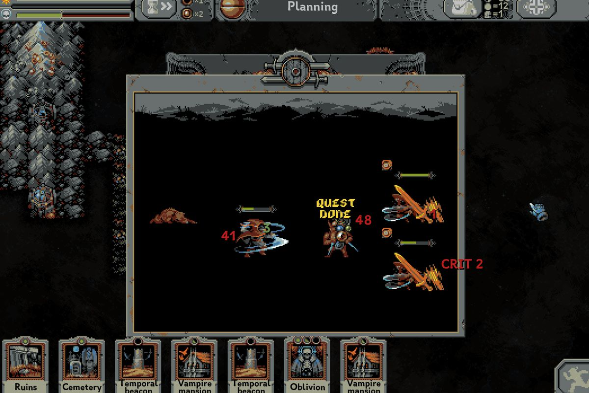 Loop Hero class guide: Rogue