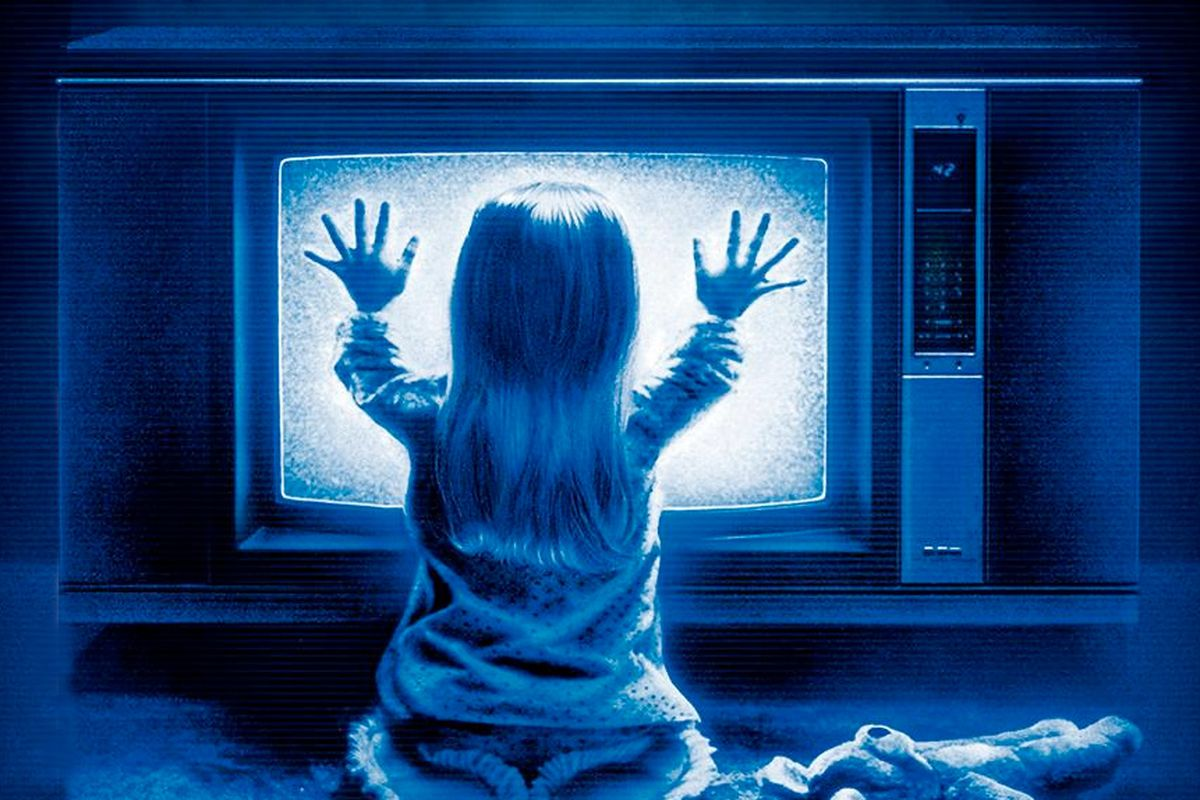The first TV spot for Poltergeist re-imagines a horror