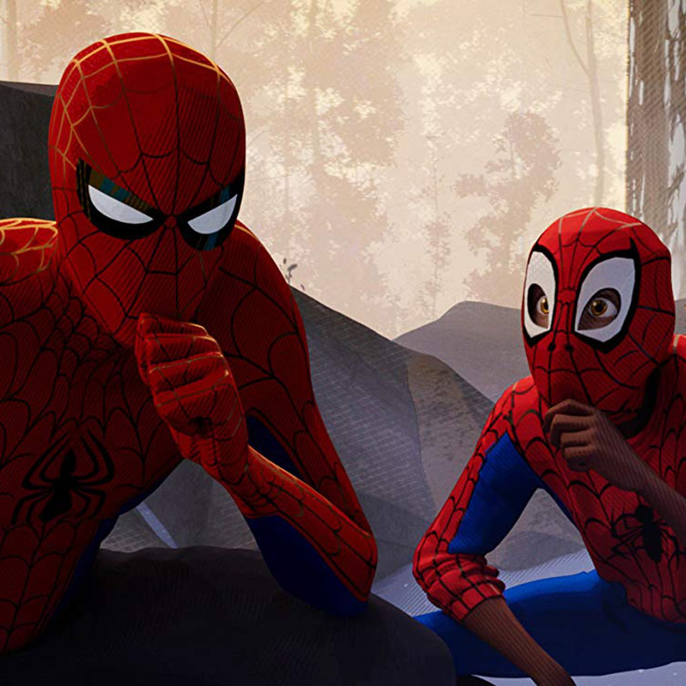 Spider-Man: Into the Spider-Verse's 2 post-credits scenes, explained