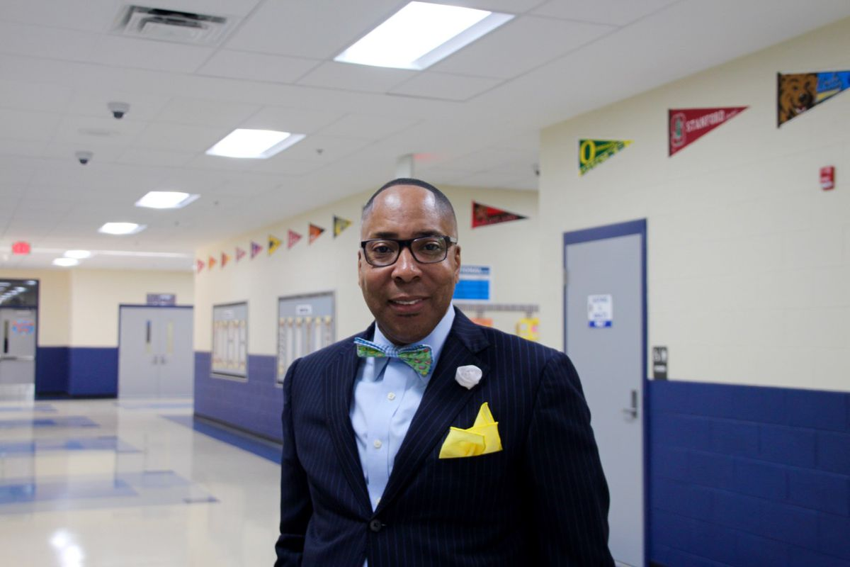 Rodney Rowan, a go-to principal with a track record of success, was tapped to shepherd the rebooted Westhaven Elementary School in Memphis.