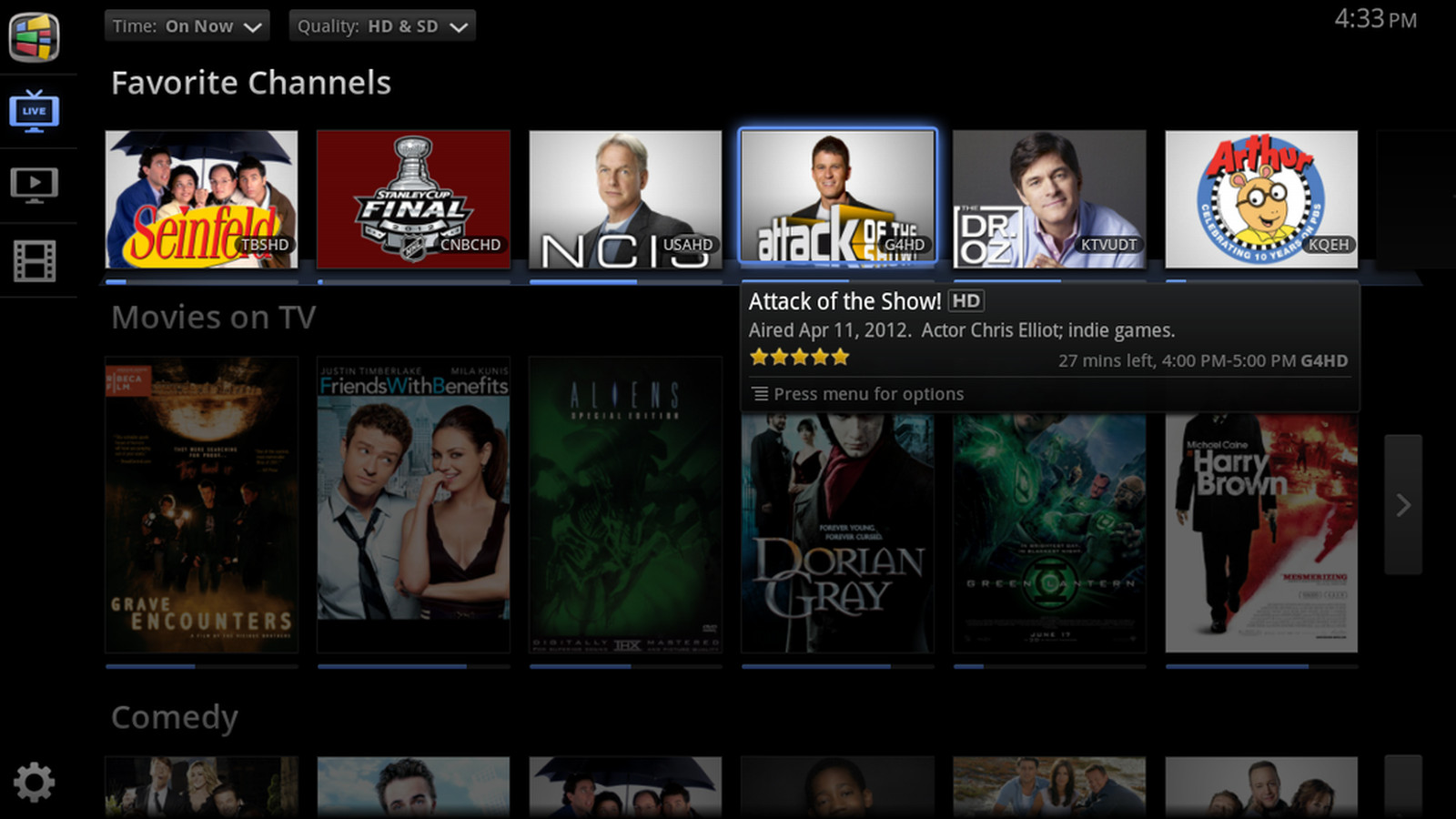 Google Tv Updated With Recommendations  Ratings  And More