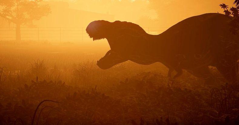 Jeff Goldblum is on board for Jurassic World Evolution