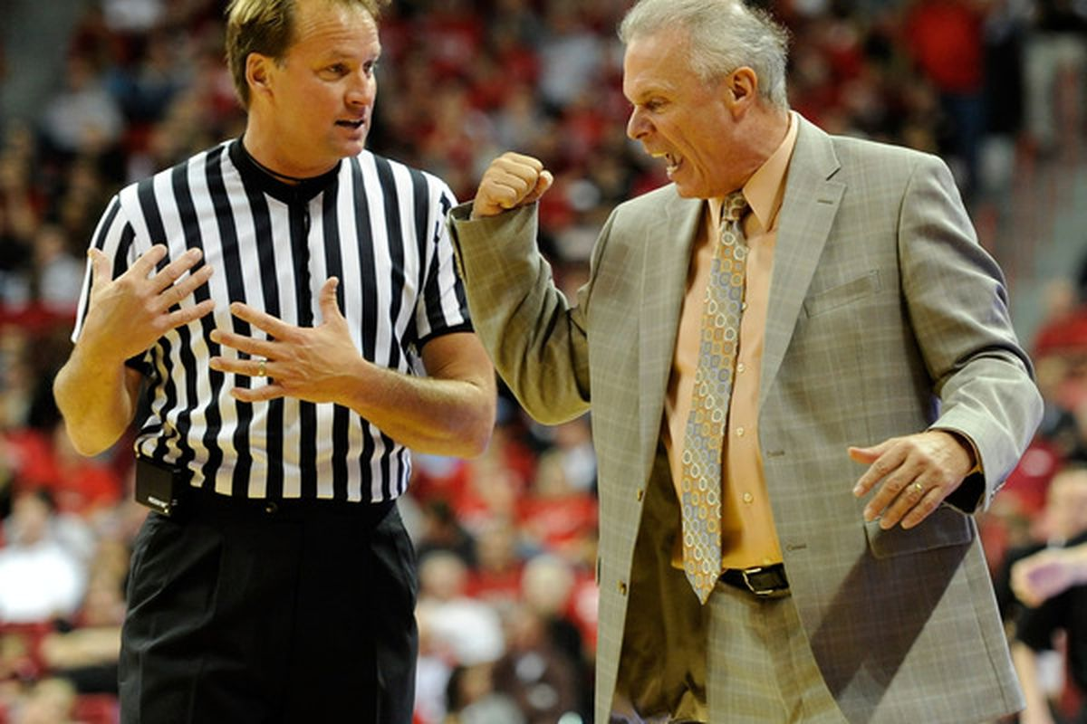 """""""Coach, trust me, you're safe. None of the players on the court have a wooden stake."""""""
