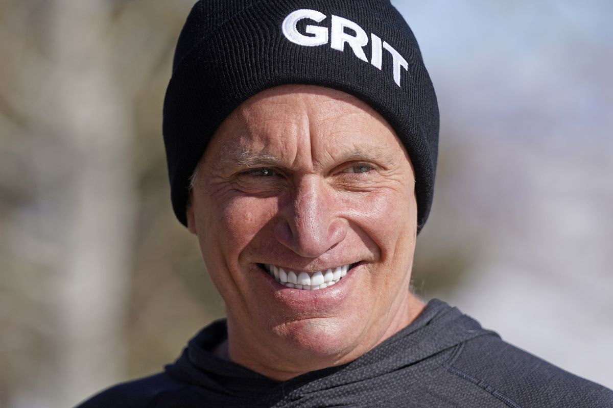 Bill Zanker, seen here in Park City, Utah, shut down his Grit Bxng gym in Manhattan in March 2020 butr is envisioning a comeback.