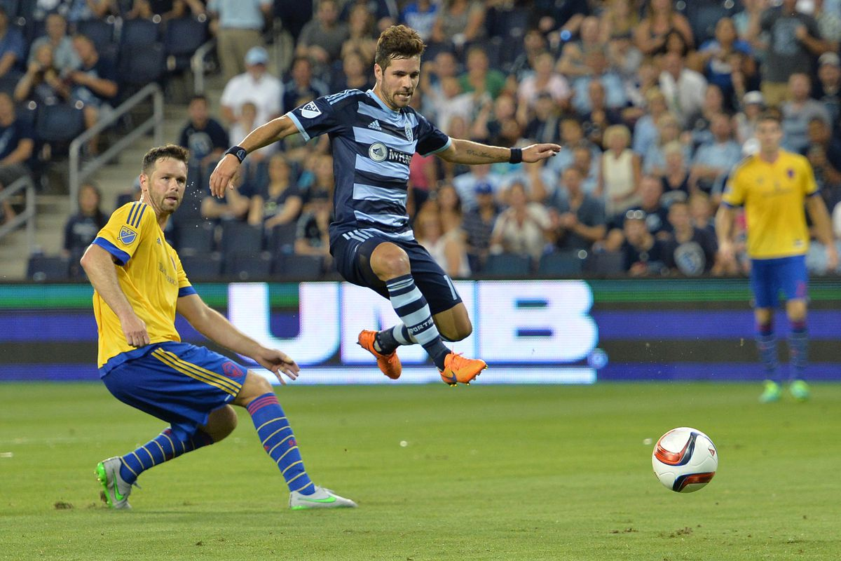 Benny Feilhaber and SKC need to be flying high to wrap up the 2015 season