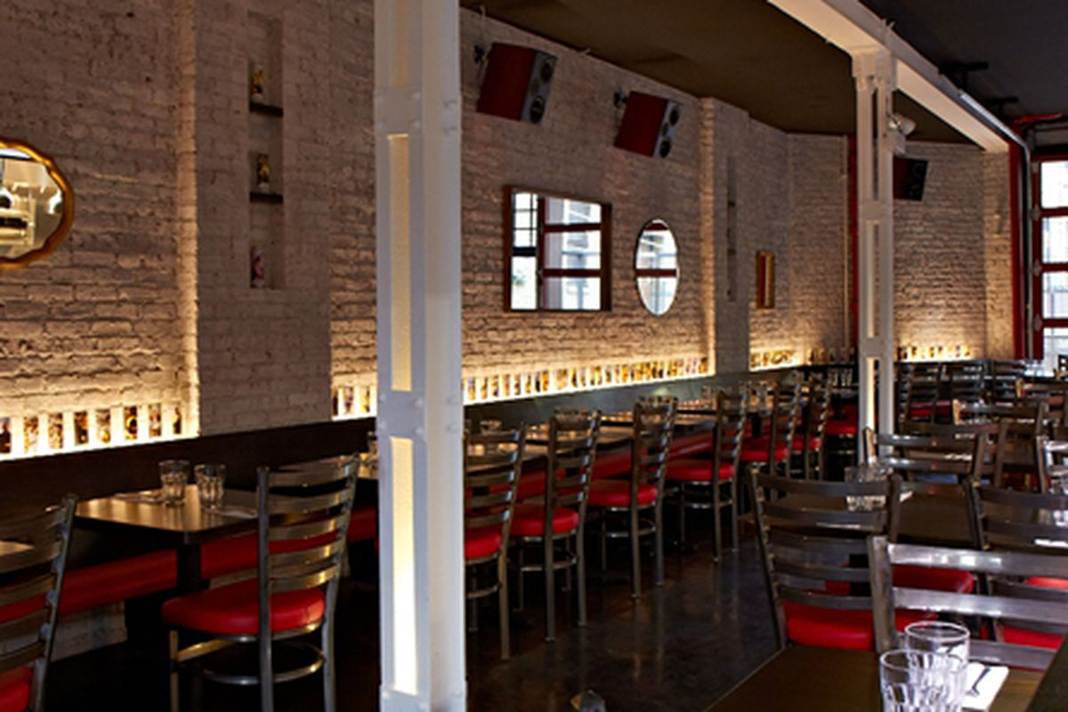 G.E.B., a hot summer opening, arrived on the scene in early June