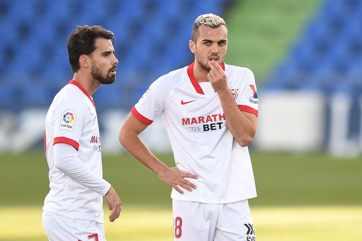 Getafe CF v Sevilla FC - La Liga Santander