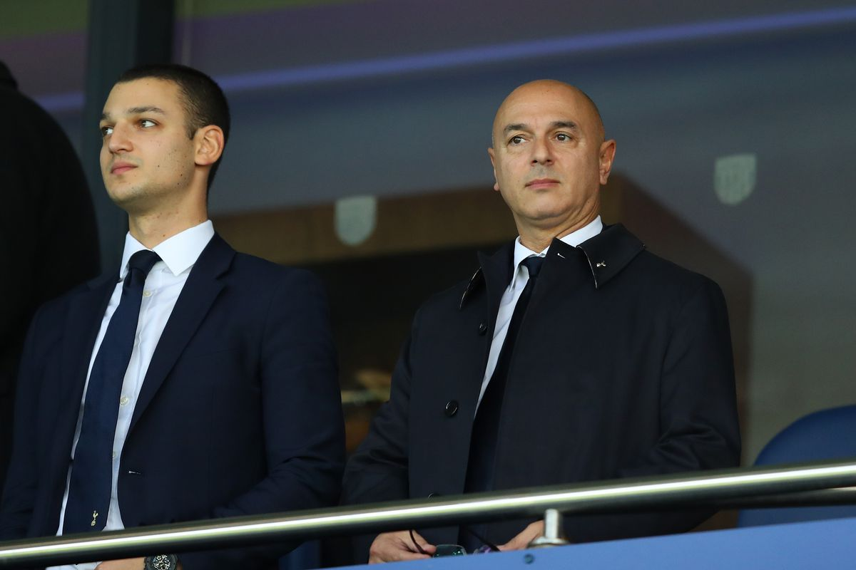 Tottenham Hotspur chairman Daniel Levy believes rivals' transfer spending 'unsustainable'