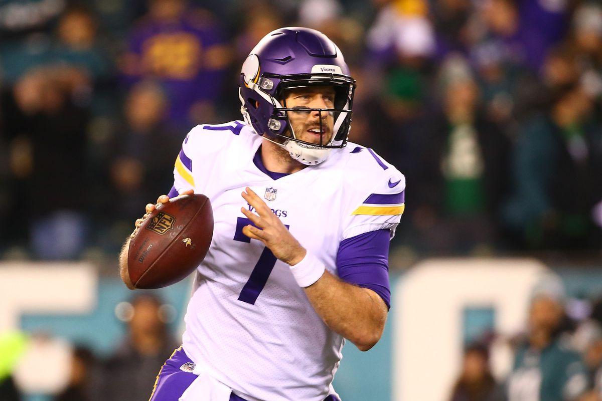 on sale 24e82 01eaf Breaking news: Broncos will sign quarterback Case Keenum ...