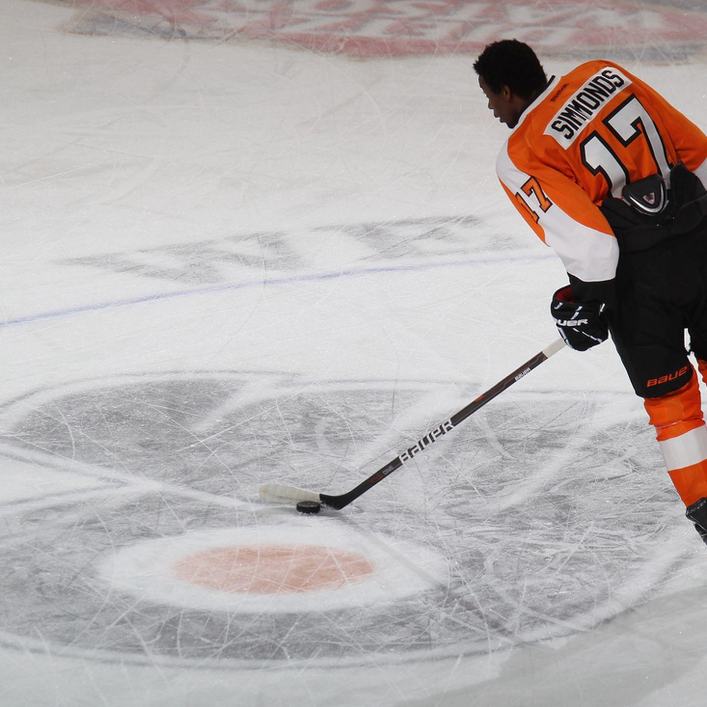 Wayne Simmonds Leaves Crimmitschau For Liberec In Czech Extraliga Broad Street Hockey