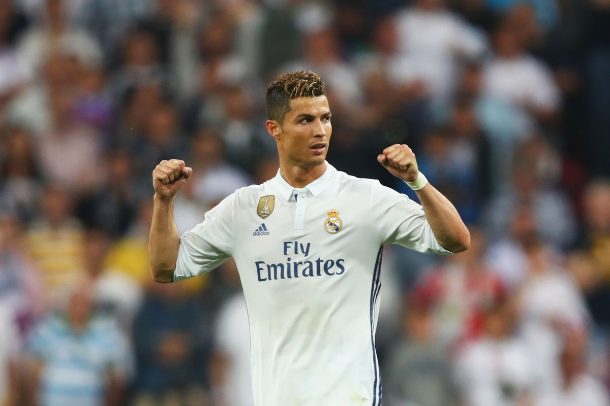 It S Official Cristiano Ronaldo Is Too Good For The Champions League Managing Madrid
