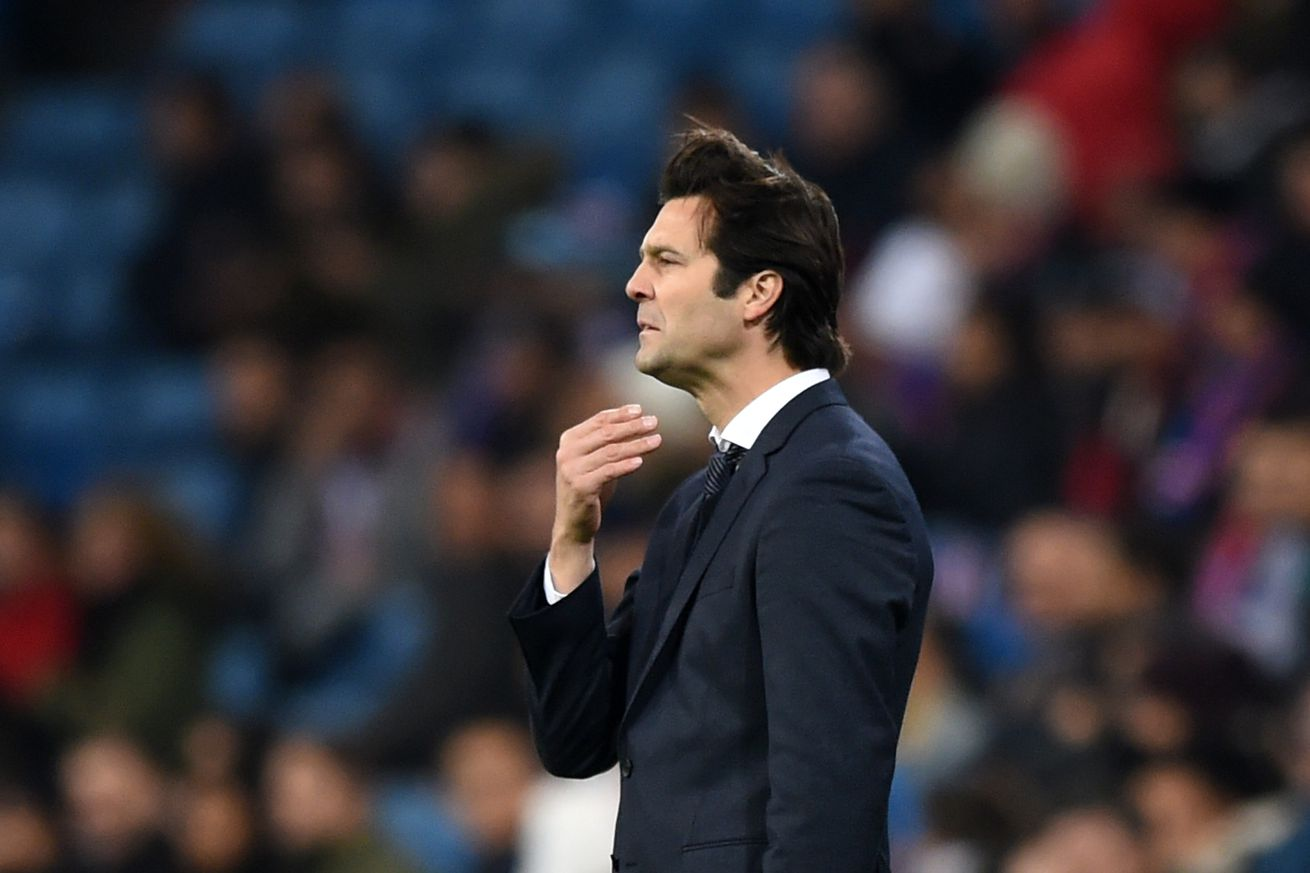 Solari walks away from interview when asked about Keylor Navas