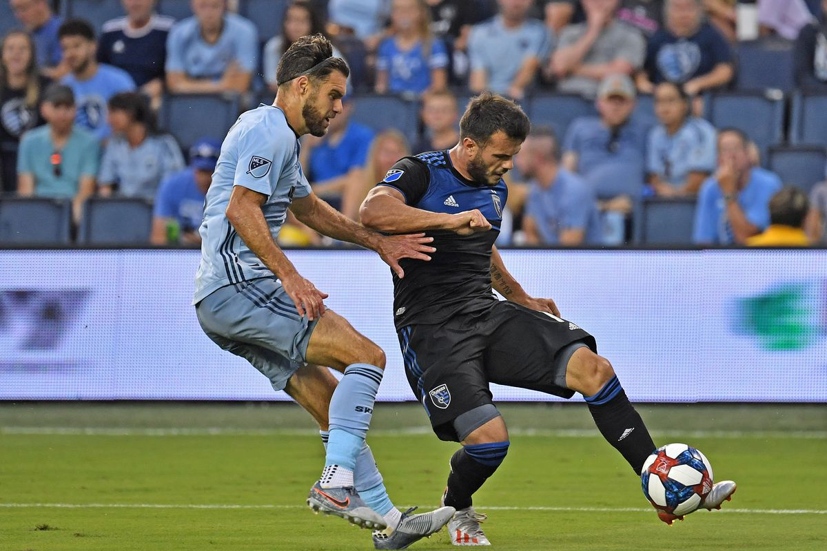 Sporting KC rebound to earn 2-1 victory over San Jose Earthquakes